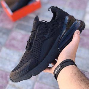 کفش نایکی ایرمکس ۲۷۰ Nike Air Max مشکی مردانه زنانه
