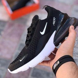 کفش نایکی ایرمکس ۲۷۰ Nike Air Max مشکی سفید مردانه زنانه