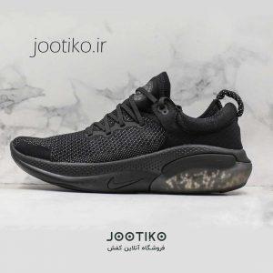 کفش نایکی جوی راید تمام مشکی Nike Joyride Run Flyknit