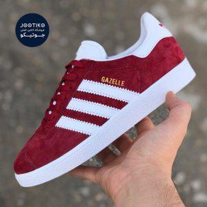 کفش راحتی آدیداس adidas Gazelle Shoes قرمز