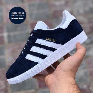 کفش راحتی آدیداس adidas Gazelle Shoes سرمه ای