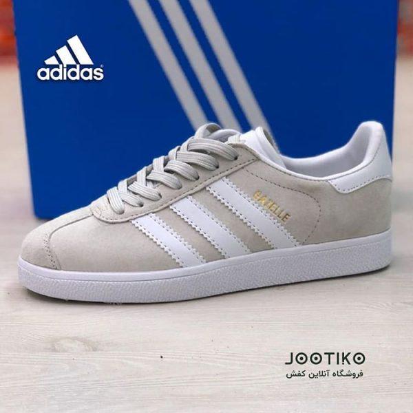کفش آدیداس گزل adidas Gazelle Shoe کرم