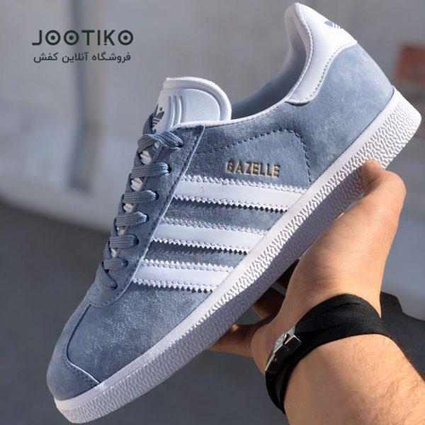 کفش آدیداس گزل adidas Gazelle Shoe فیلی