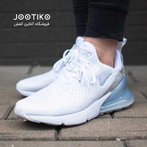 نایک ایرمکس 270 سفید Nike Air Max 270