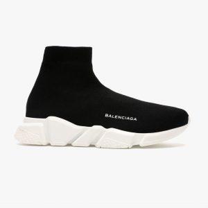 کفش بالنسیاگا Balenciaga جورابی زیر سفید