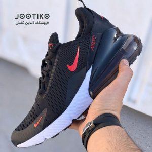 کفش نایک ایرمکس ۲۷۰ Nike Air Max مشکی