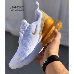 ایرمکس ۲۷۰ طلایی Nike Air Max 270