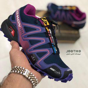 کفش زنانه سالامون اسپید کراس 3 مخصوص دویدن