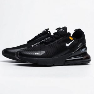 نایک ایرمکس nike air max 270 off-white مشکی