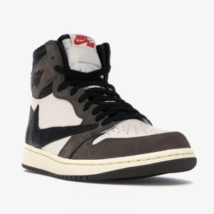 نایک ایر جردن وان تراویس اسکات Jordan 1 Retro High Travis Scott