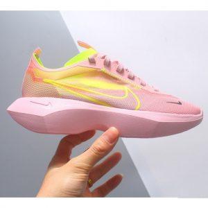 کتانی زنانه نایک ویستا لایت صورتی زرد Nike Vista Lite