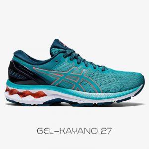 کفش زنانه اسیکس ژل کایانو Asics Gel Kayano 27