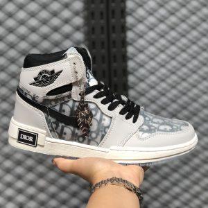 نایک ایر جردن وان Nike Air Jordan 1 High OG Wolf