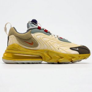 نایک ایرمکس 270 ریکت تراویس اسکات Nike Air Max 270 React ENG Travis Scott