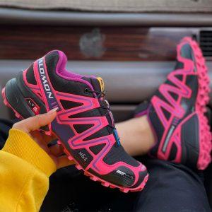 سالامون اسپید کراس salomon speedcross 3 زنانه
