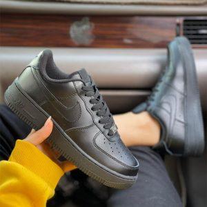 نایک ایرفورس وان مشکی Nike Air Force 1 '07