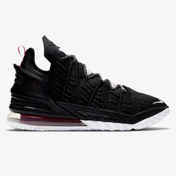 کفش بسکتبال مردانه نایک لبرون Nike LeBron 18 Bred
