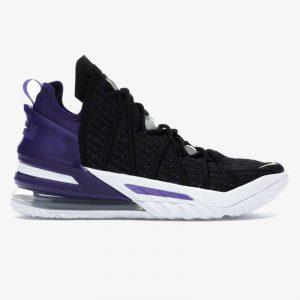کفش بسکتبال مردانه نایک لبرون Nike LeBron 18 Lakers