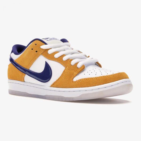 نایک اس بی دانک Nike SB Dunk Low Laser Orange