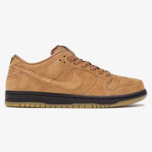 نایک اس بی دانک Nike SB Dunk Low Wheat
