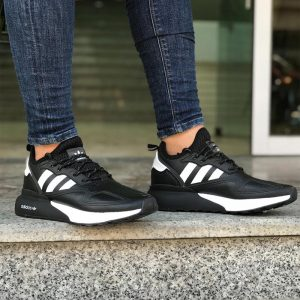 آدیداس زد ایکس 2k بوست چرم Adidas zx 2k Boost Leather
