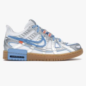 نایک ایر رابر دانک آف وایت Nike Air Rubber Dunk Off-White UNC
